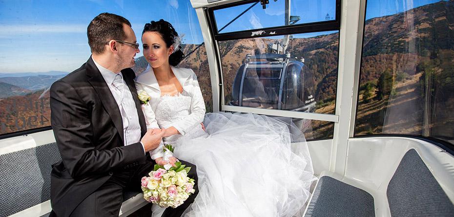 Svadbné foto