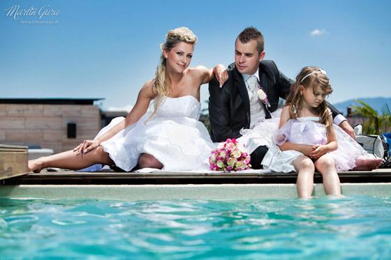Svadobný foto